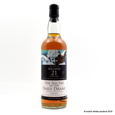Ireland 21 Year Old The Nectar Of The Drams 1993