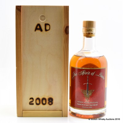 Abhainn Dearg The Spirit Of Lewis 50cl