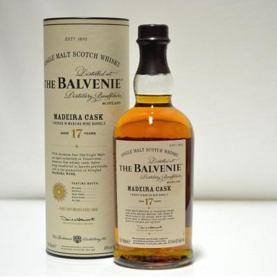 Balvenie 17 Year Old Madeira Cask