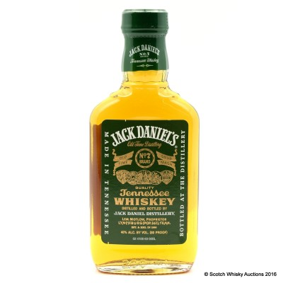Jack Daniel's Green Label 20cl