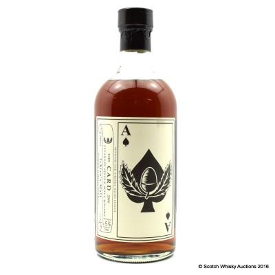 Ichiro's Malt Ace of Spades