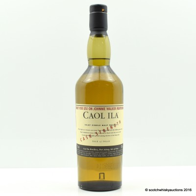 Caol Ila Cask Strength Johnnie Walker Mentoring
