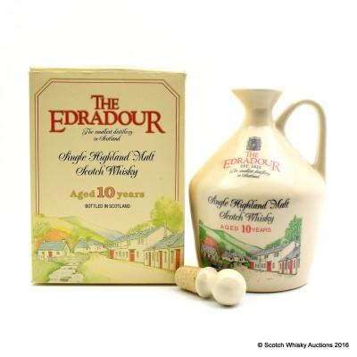 Edradour 10 Year Old Ceramic Decanter