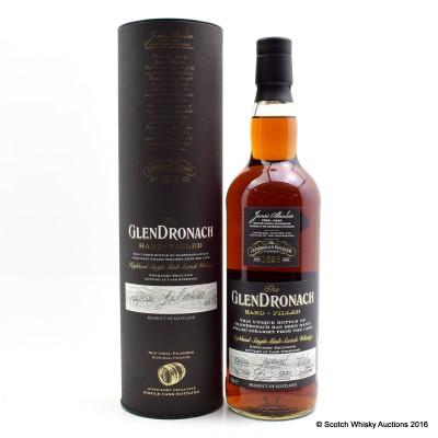 GlenDronach Hand Filled 2004
