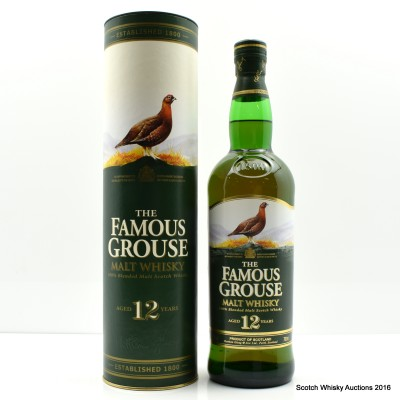 Famous Grouse 12 Year Old