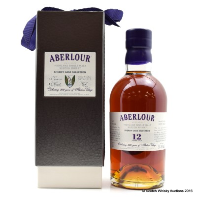 Aberlour 200 Years Of Aberlour Village 12 Year Old