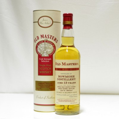 Bowmore 13 Year Old Cask Strength