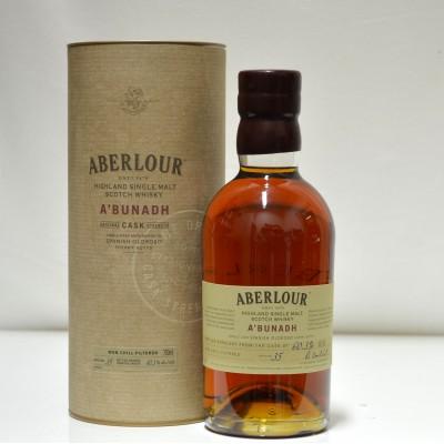 Aberlour A'bunadh Single Cask Oloroso