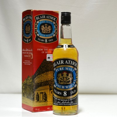Blair Athol 8 Year Old 75cl