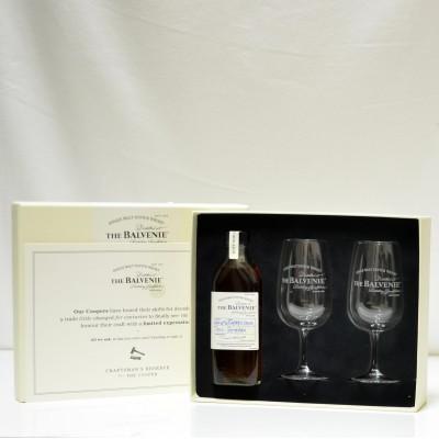 Balvenie Craftsman's Reserve Tasting Kit