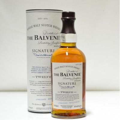 Balvenie Signature Batch #001