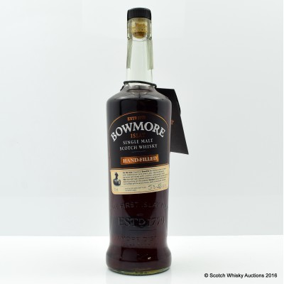Bowmore Hand Filled 2nd Edition