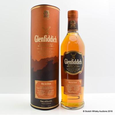 Glenfiddich Rich Oak 14 Year Old