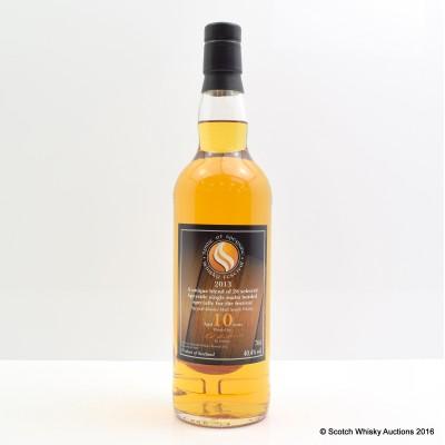Spirit Of Speyside Whisky Festival 2013 10 Year Old