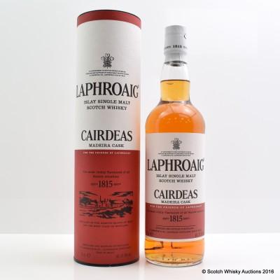 Laphroaig Cairdeas Madeira Cask