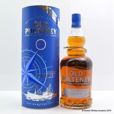 Old Pulteney Spectrum WK217 1L