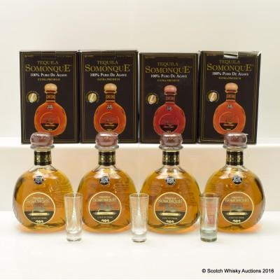 Somonque Tequila Extra Premium