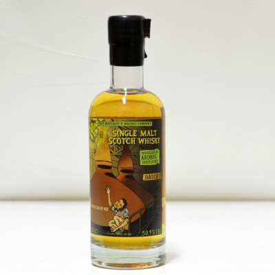 Boutique-y Whisky Company Ardbeg Batch #2