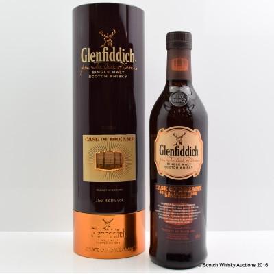 Glenfiddich Cask Of Dreams 2012 Russian Edition 75cl