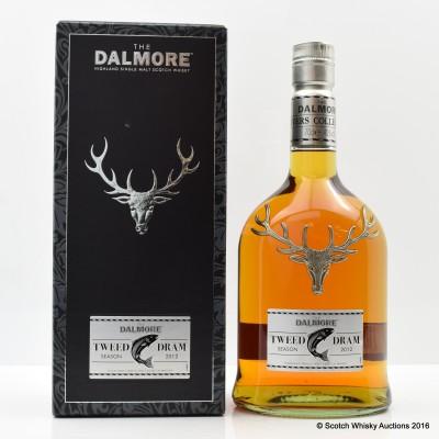 Dalmore Tweed Dram 2012 Season