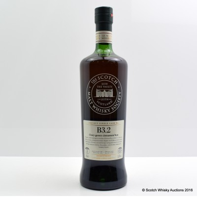 SMWS B3.2 Rock Town 2012 3 Year Old