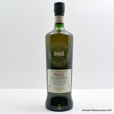 SMWS 93.65 Glen Scotia 1992 23 Year Old