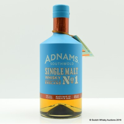 Adnams No.1 English Single Malt