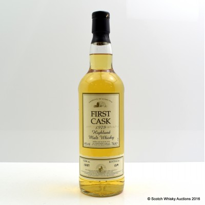 Dallas Dhu 1979 24 Year Old First Cask