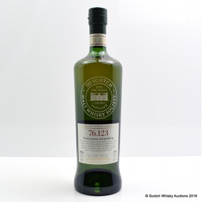 SMWS 76.123 Mortlach 1987 27 Year Old