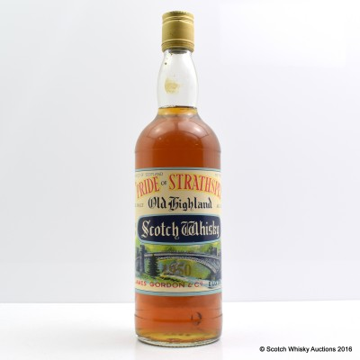 Pride Of Strathspey 1950 75cl