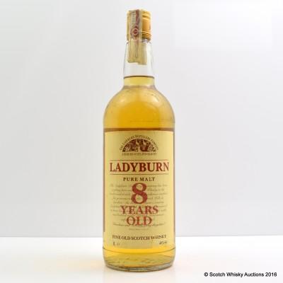 Ladyburn 8 Year Old 1L