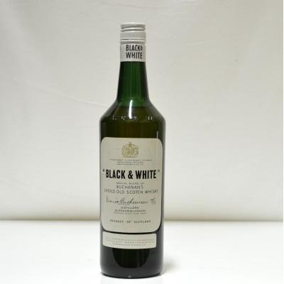 Black & White Choice Old Scotch Whisky