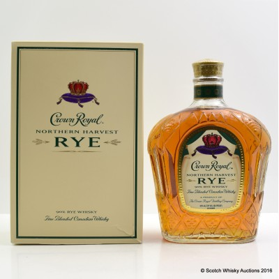 Crown Royal Northern Harvest Rye 75cl