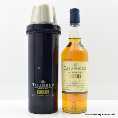 Talisker 57° North In Flask