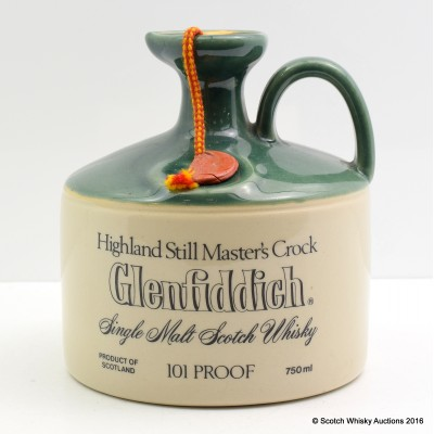 Glenfiddich Highland Still Master's Crock 75cl