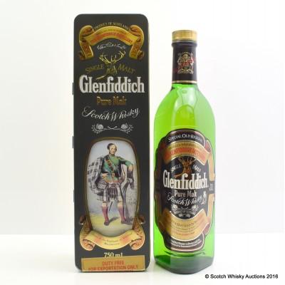 Glenfiddich Pure Malt Clans of the Highlands Macpherson 75cl