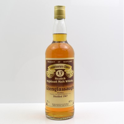 Glenglassaugh 1967 17 Year Old CC 75cl