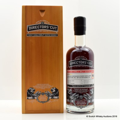 Probably Speyside's Finest Distillery 1966 46 Year Old Director's Cut