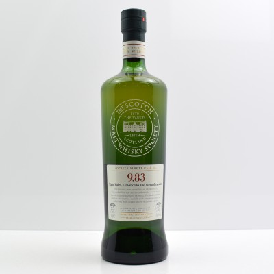 SMWS 9.83 Glen Grant 1988 25 Year Old