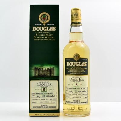 Caol Ila 2008 5 Year Old Feis Ile 2014 Douglas of Drumlanrig