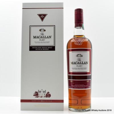Macallan Ruby