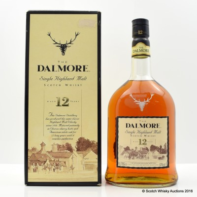 Dalmore 12 Year Old 1L