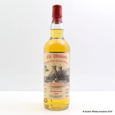 Benrinnes 1997 18 Year Old The Ultimate