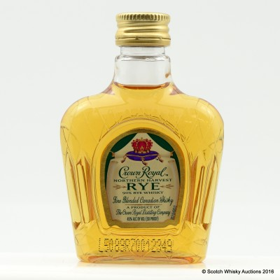 Crown Royal Northern Harvest Rye 5cl