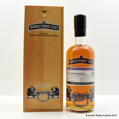 Blair Athol 1995 16 Year Old Directors' Cut