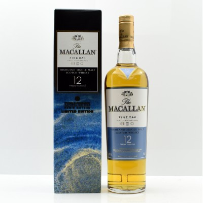 Macallan Fine Oak 12 Year Old Master of Photography Ernie Button