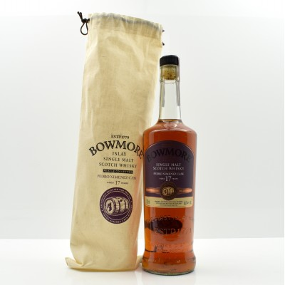 Bowmore Feis Ile 2016 17 Year Old Hand Filled