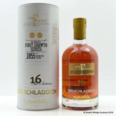 Bruichladdich Cuvée F: Pomerol 16 Year Old