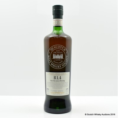 SMWS R1.4 Monymusk 1991 21 Year Old