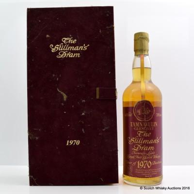Tamnavulin-Glenlivet 1970 Stillman's Dram 75cl